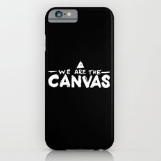 Canvas Slim Case iPhone 6s