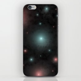 Unkown Galaxy iPhone Skin