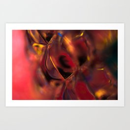 Cubicle Abstract Art Print