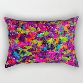 Unicorn Poo Rectangular Pillow