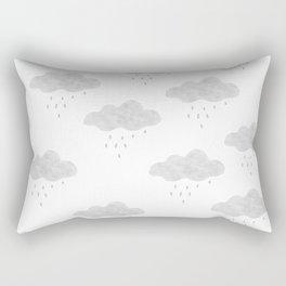 Rainy cloud Rectangular Pillow