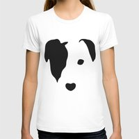 jack russell T-shirts featuring Jack Russell by Dizzy Moments