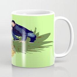 Shawn and Gus - Pineapple  Coffee Mug