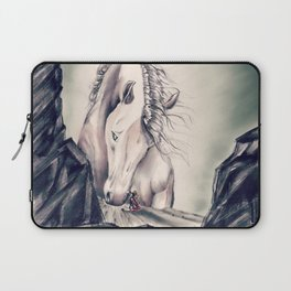 FATHER HORSE Laptop Sleeve