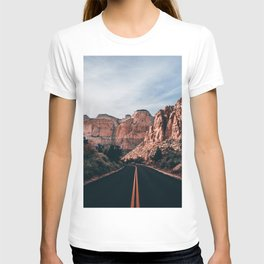 Roads of Zion T-shirt