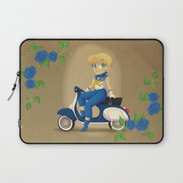 Retro Sailor Uranus Laptop Sleeve