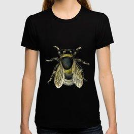 Vintage Bee Illustration T-shirt
