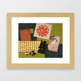 Feng Shui Mishap No. 20 Framed Art Print