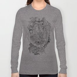 Rotting in Essence #2 Long Sleeve T-shirt