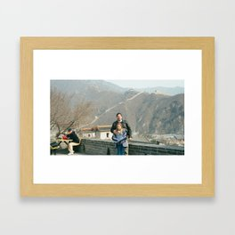 Splendid Isolation Framed Art Print