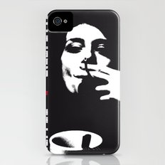 coffee + cigarettes iPhone (4, 4s) Slim Case
