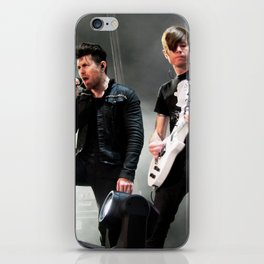 300,000 amps iPhone Skin