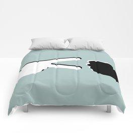 diplomacy (shadows) Comforters