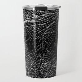 Joshua Tree Silver by CREYES Travel Mug