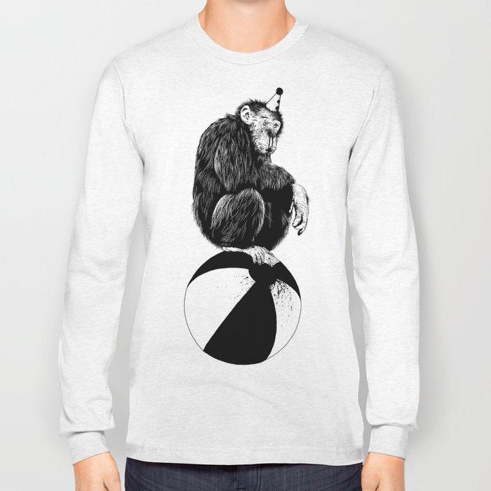 Chimp Long Sleeve T-shirt