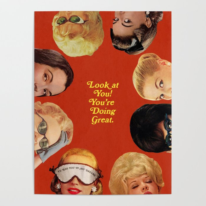 Look at You! Poster