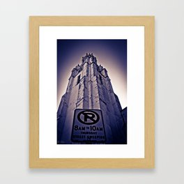 Church Series #4 Framed Art Print