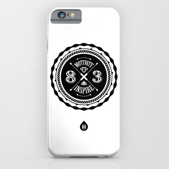 Motivate & Inspire iPhone & iPod Case