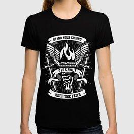 Fire bolt Torch T-shirt