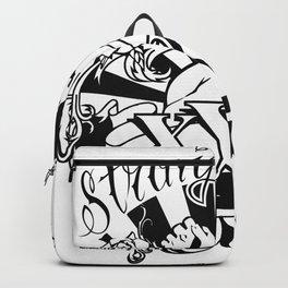 StraightEdge Backpack