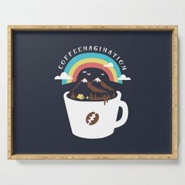 Coffeemagination Serving Tray