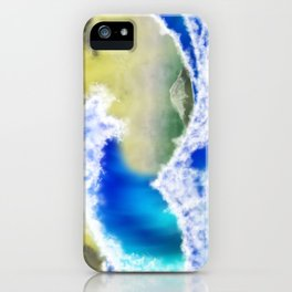 The GreatWave Interpretation iPhone Case