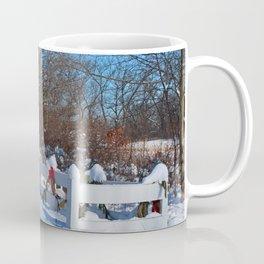 Winter's Silence Coffee Mug