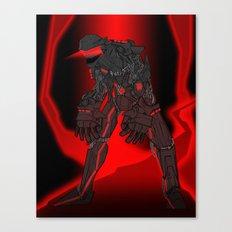 ULTRACRASH 4 Canvas Print
