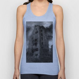 War Torn City V3 Unisex Tank Top