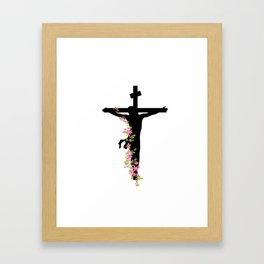 Christ Framed Art Print