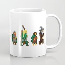 8-bit Fellowship Coffee Mug