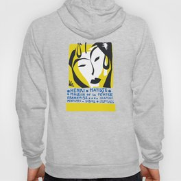 Matisse Collage Poster Hoody