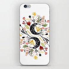 Moon Garden iPhone Skin