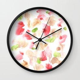 170722 Colour Loving 1 Wall Clock
