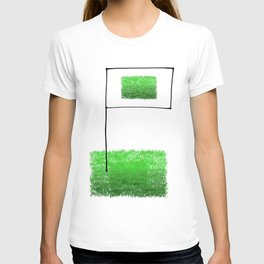 Conquer the fields! T-shirt