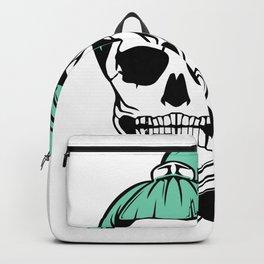 Lady Skull Backpack