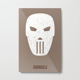 Casey Jones - Goongala Metal Print