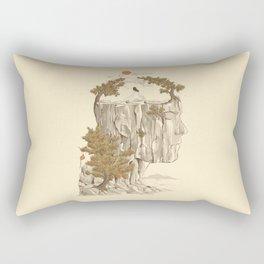 A Beautiful Mind Rectangular Pillow