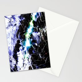 CRACKS IN TIME Stationery Cards