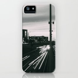 Decarie Lights iPhone Case