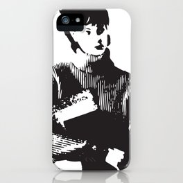 conflicted iPhone Case