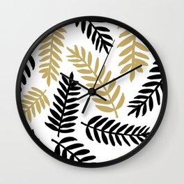 Geometric Pattern 14 Wall Clock