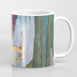 The Masquerade, Lucia Coffee Mug