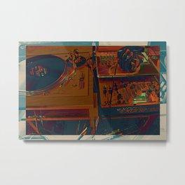 Pancake Mix 2 Metal Print