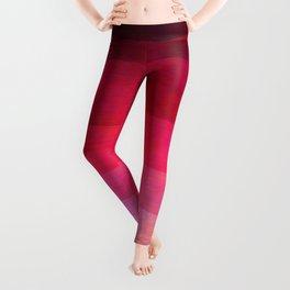 Abstract Stripes Leggings