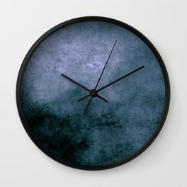 Abstract Cave VII Wall Clock