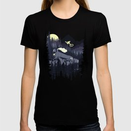 Over The Train T-shirt