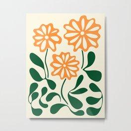 Flower03  Metal Print