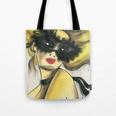 Masquebal Tote Bag