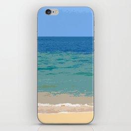 Ocean iPhone Skin